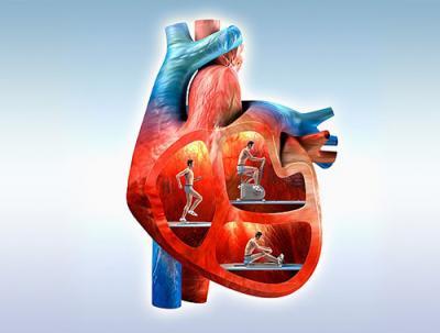 Exercícios podem reduzir risco de internação por insuficiência cardíaca