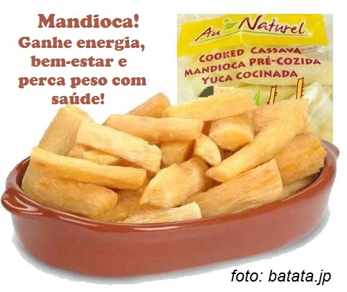 Beneficios da Mandioca